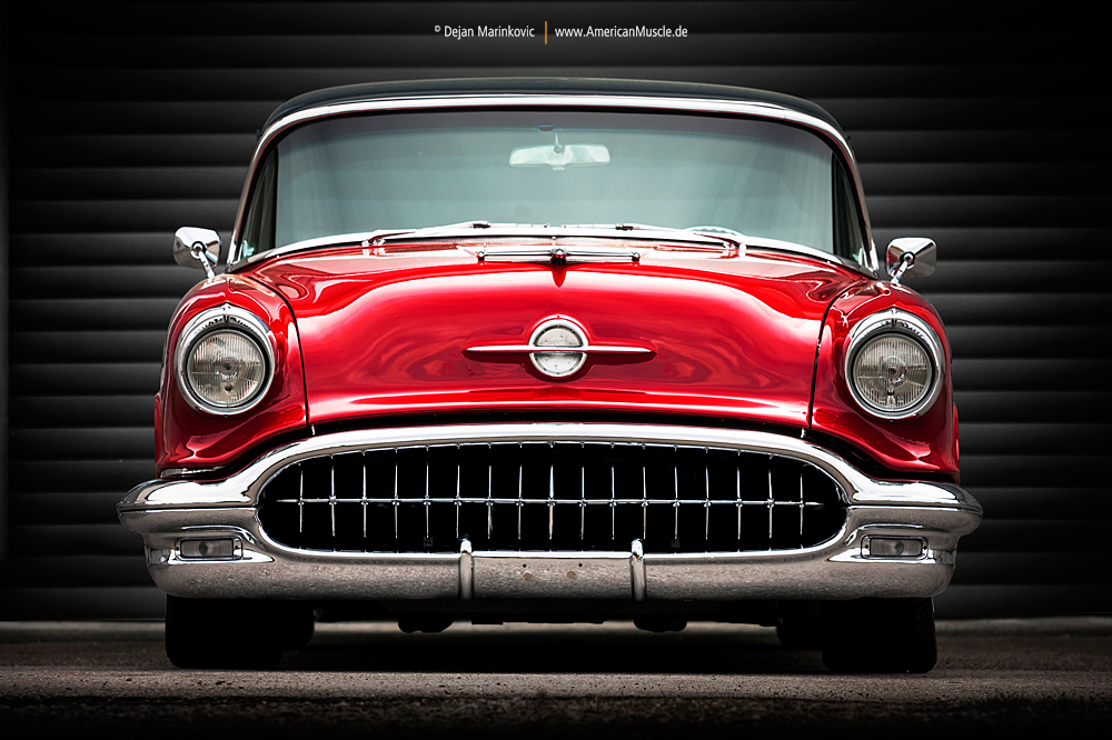 Oldsmobile Front by AmericanMuscle