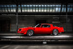 Red 1978  Trans Am