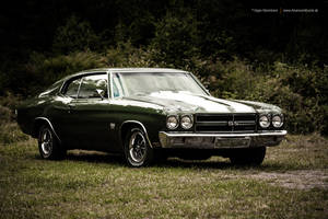 1970 Chevrolet Chevelle SS by AmericanMuscle