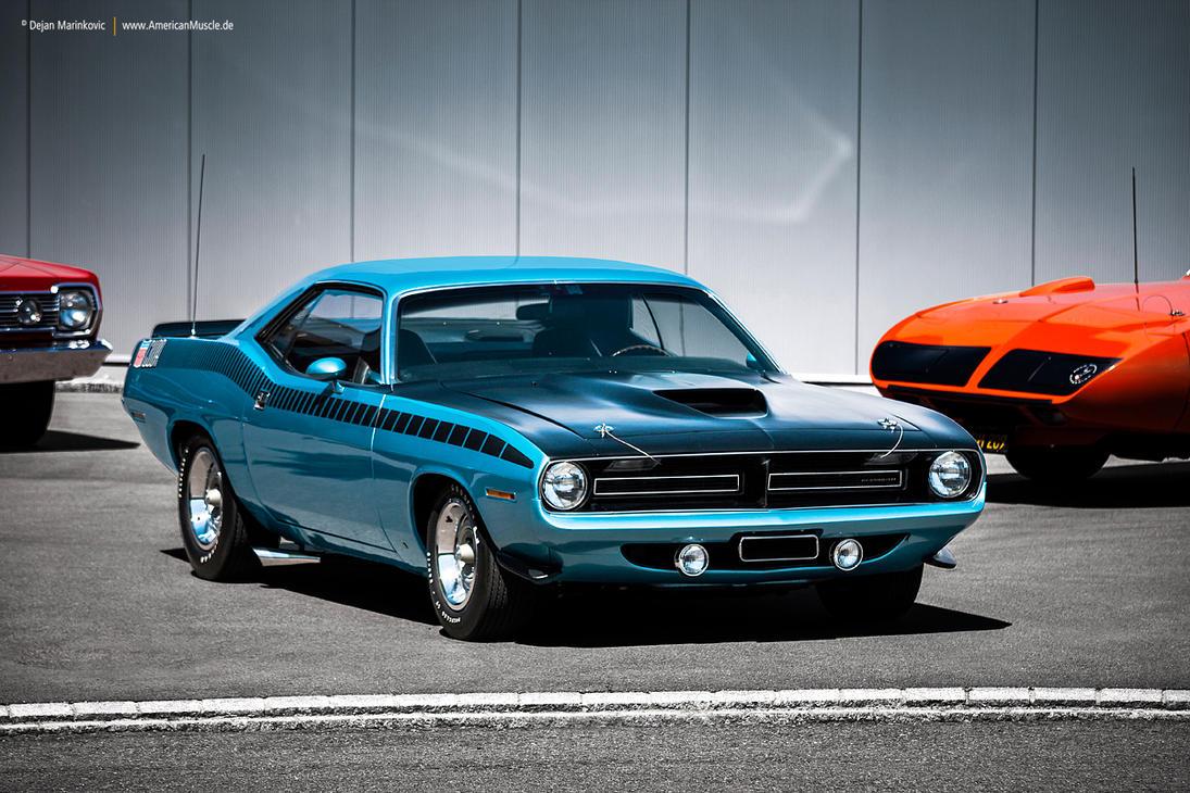 Plymouth 'Cuda AAR by AmericanMuscle