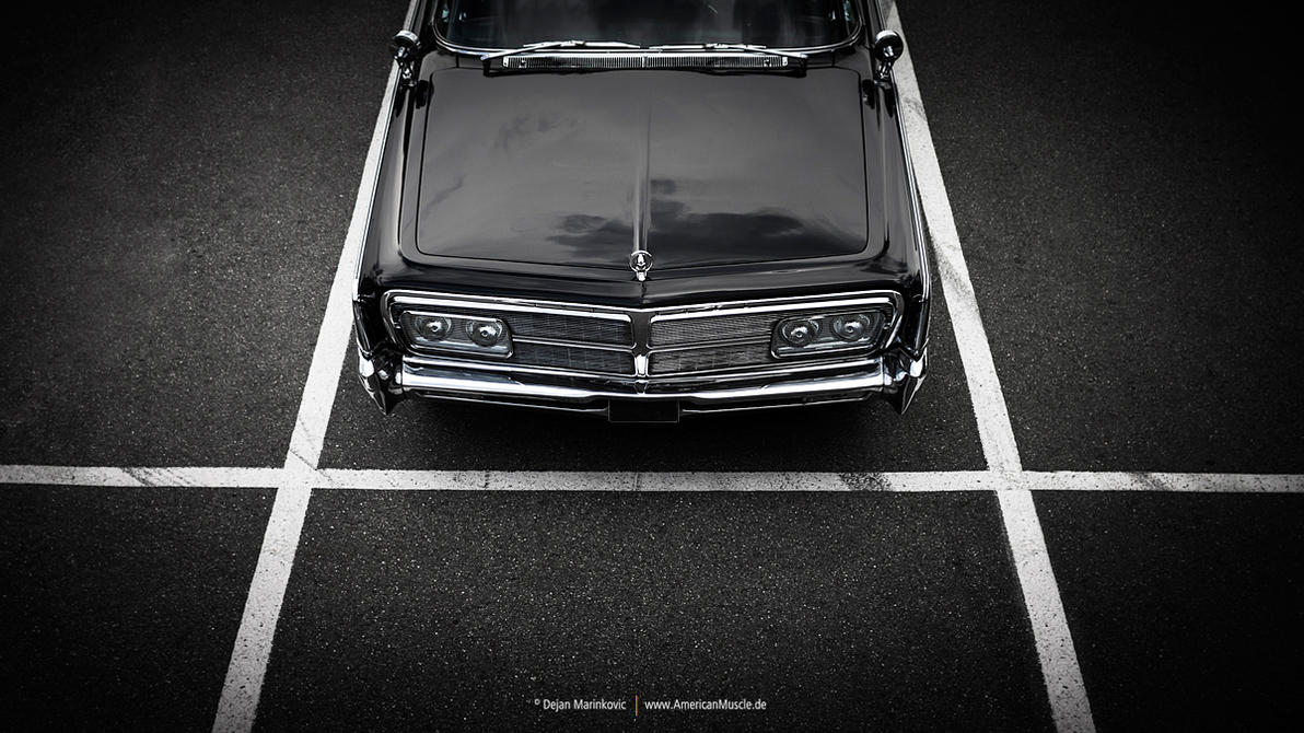 1965 Imperial Crown Front by AmericanMuscle