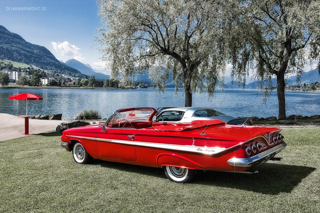 1961 Chevrolet Impala by AmericanMuscle