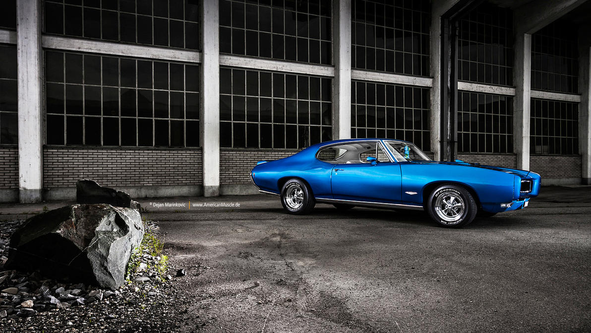 1968 GTO by AmericanMuscle
