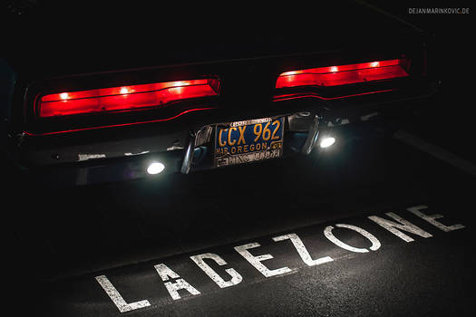 69 Charger Taillights