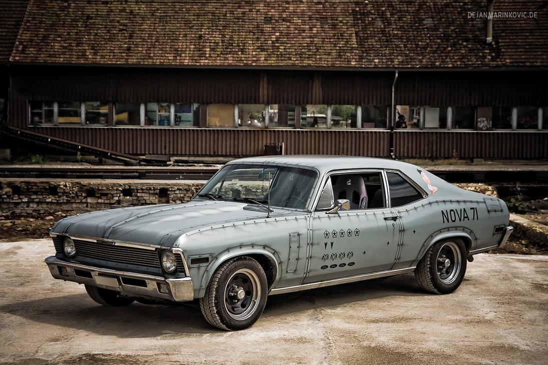 1971 Chevrolet Nova by AmericanMuscle
