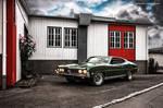 1971 Ford Torino GT