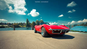 1969 Corvette C3 Stingray by AmericanMuscle