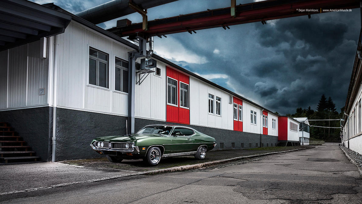 71 Torino by AmericanMuscle
