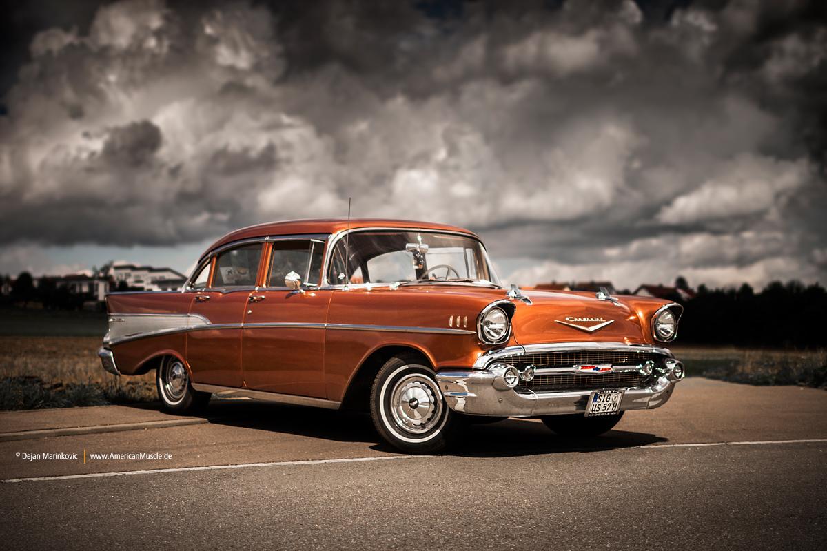1956 chevrolet bel air 4 door hardtop 113233 - 1957 Chevrolet Bel Air 4 Door Pillarless Sedan 117372 1000x750 4