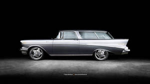 1957 Chevrolet Nomad Side