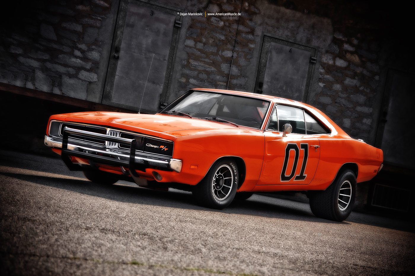 1969 Dodge Charger General Lee Classic Muscle Car For Sale: Extreme General Lee Charger By AmericanMuscle On DeviantArt