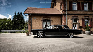 Black 1965 Imperial by AmericanMuscle