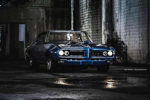 Blue GTO