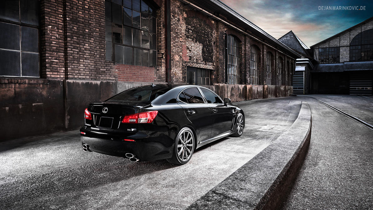 Lexus IS-F by AmericanMuscle
