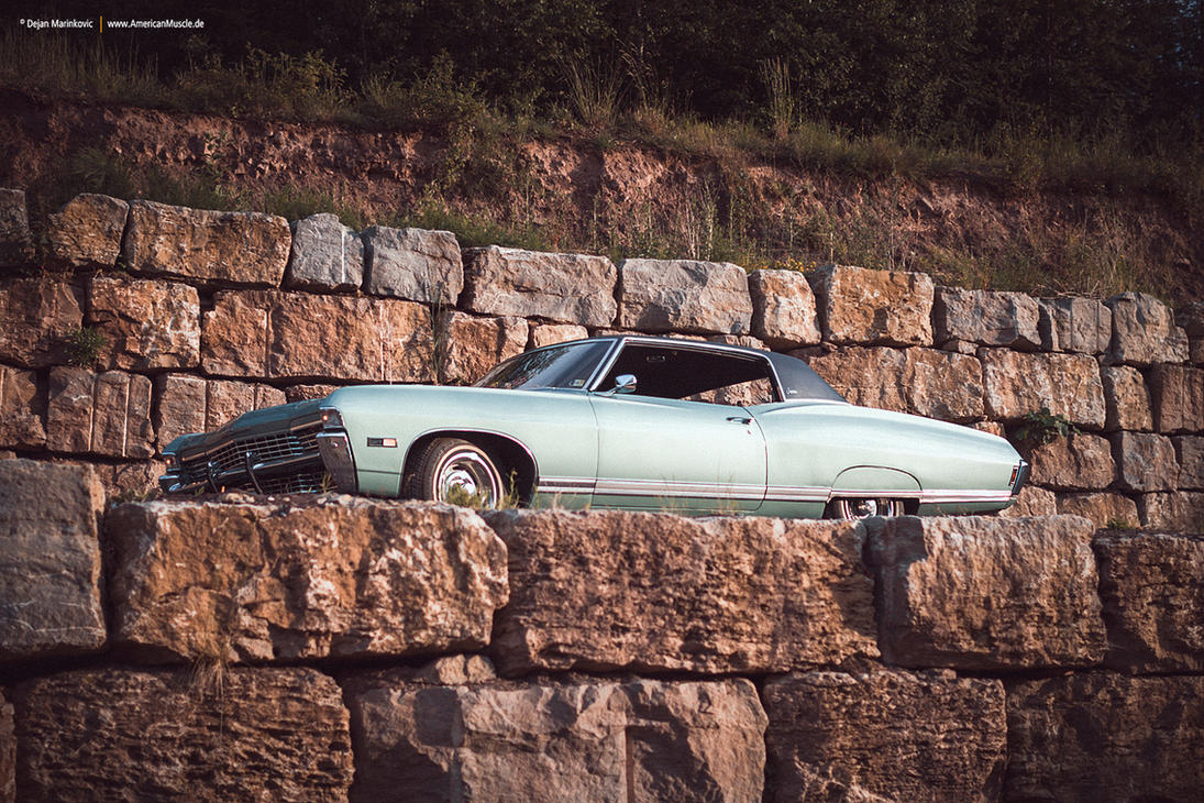 1968 Chevrolet Caprice by AmericanMuscle