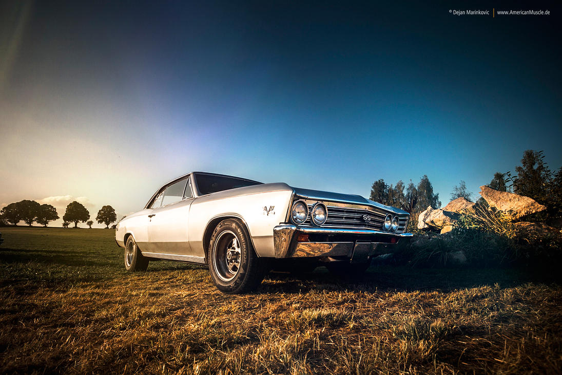1967 Chevelle SS by AmericanMuscle
