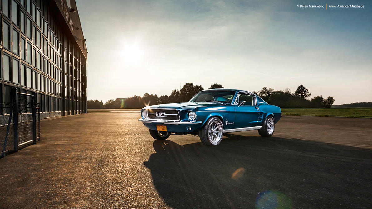 Fastback 1967 by AmericanMuscle
