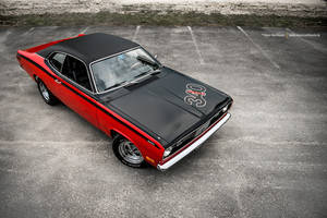 1971 Plymouth Duster 340 by AmericanMuscle