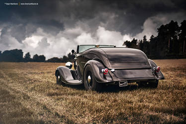 1933 Roadster by AmericanMuscle
