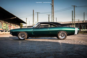 Charger Side by AmericanMuscle