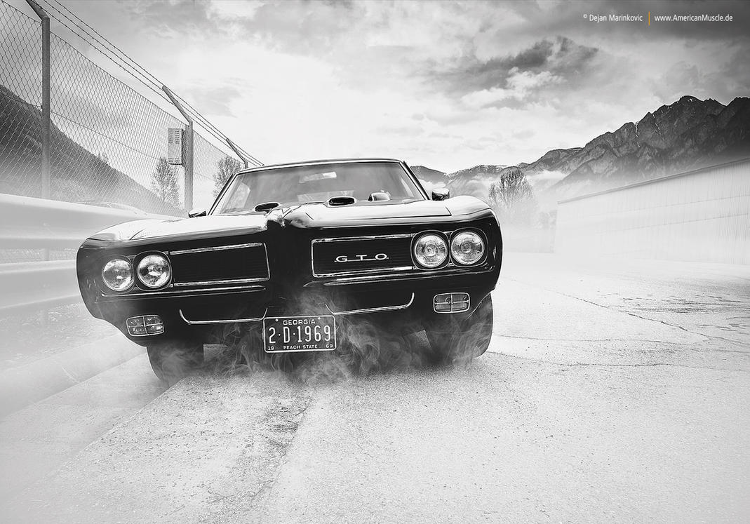 1969 GTO by AmericanMuscle