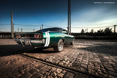 Charger by AmericanMuscle
