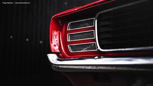 1969 Camaro Headlight