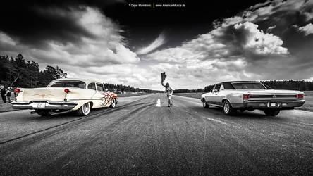 Oldschool Race by AmericanMuscle