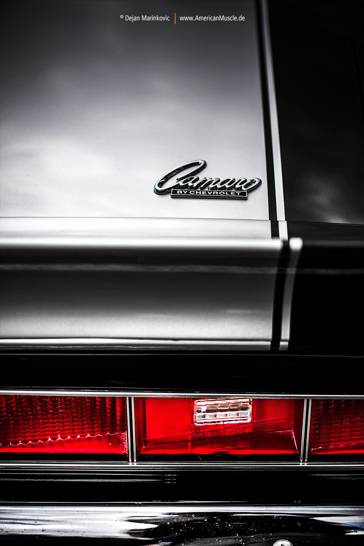 1969 Camaro Detail by AmericanMuscle