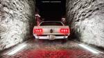 1969 Mustang Rear