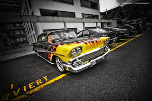 1958 Chevrolet Del Ray Mild Custom by AmericanMuscle