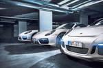 Underground Porsche