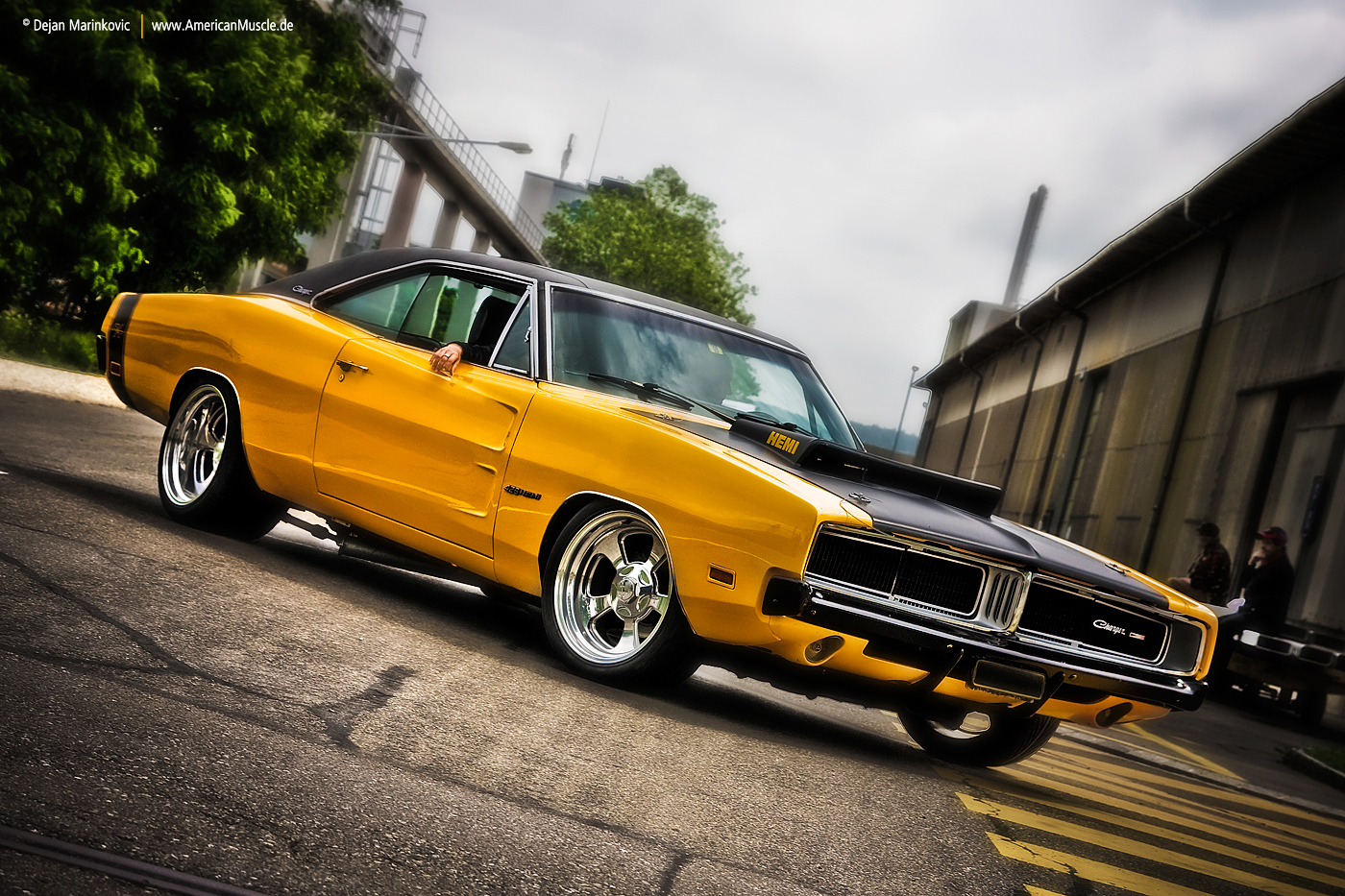 1969 Dodge Charger by AmericanMuscle