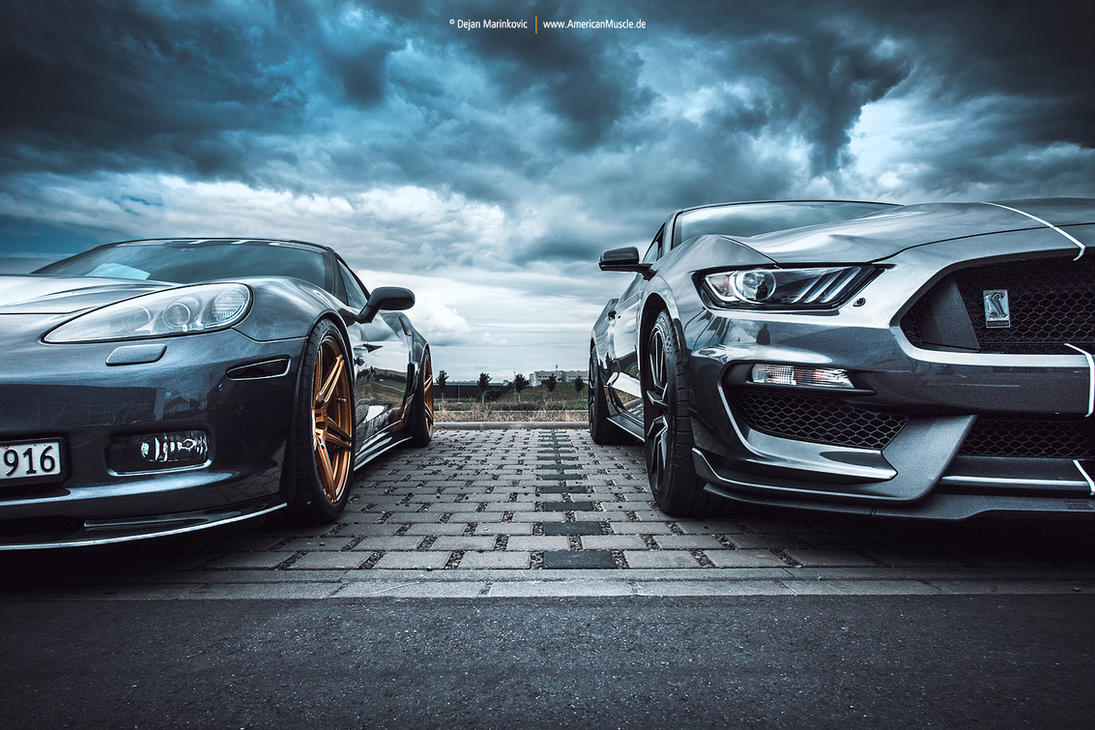New American Muscle by AmericanMuscle