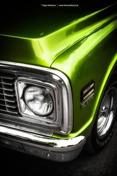 Chevrolet C10 Detail