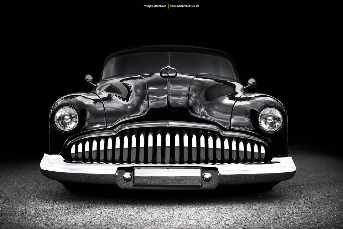 1949 Buick Super Sedanette by AmericanMuscle