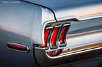 1968 Mustang Rearlight