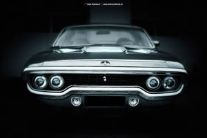 71 RR Front by AmericanMuscle