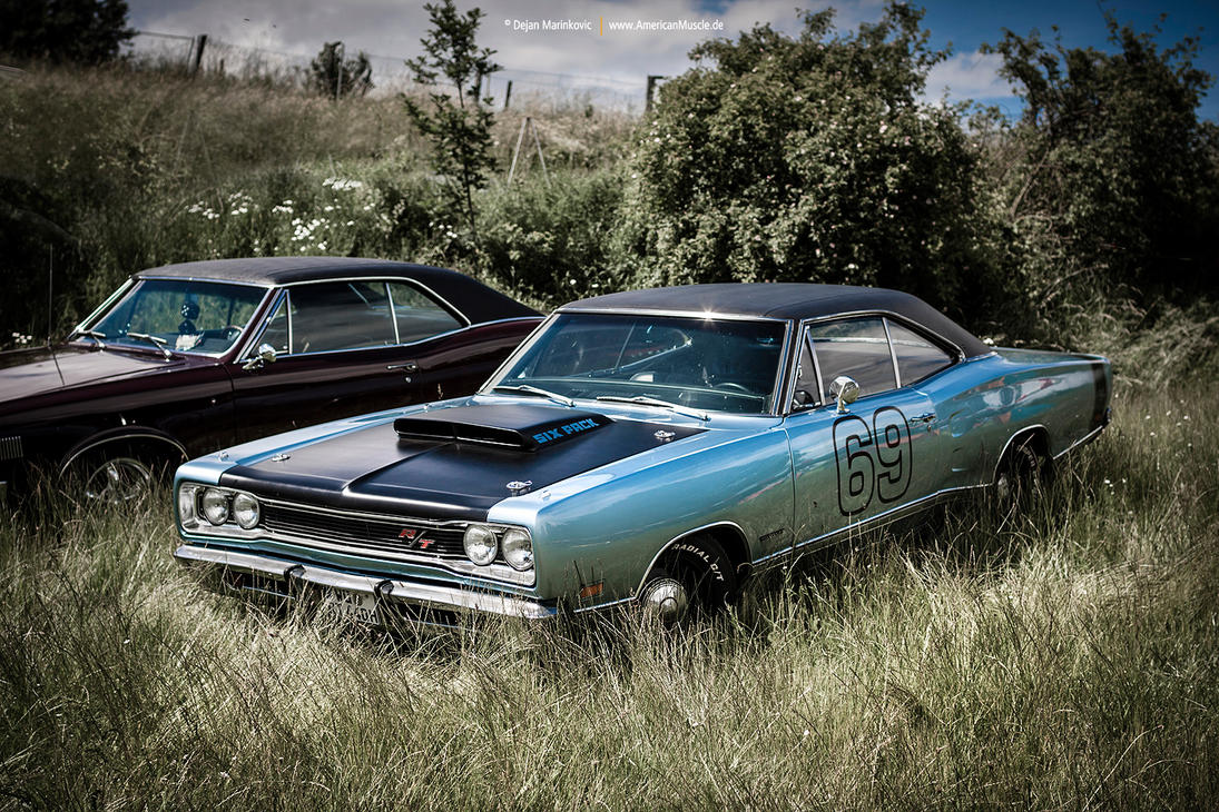 1969 Dodge Coronet RT by AmericanMuscle on DeviantArt