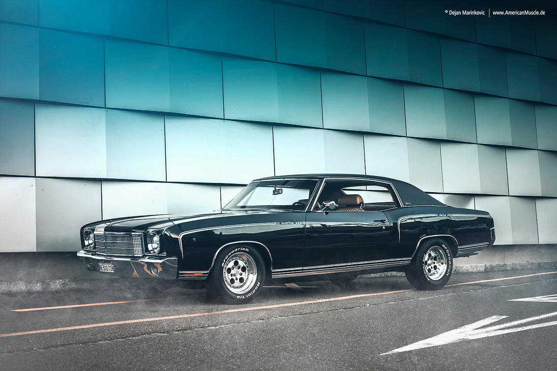 1970 Chevrolet Monte Carlo by AmericanMuscle