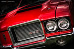1971 Oldsmobile 442 Detail