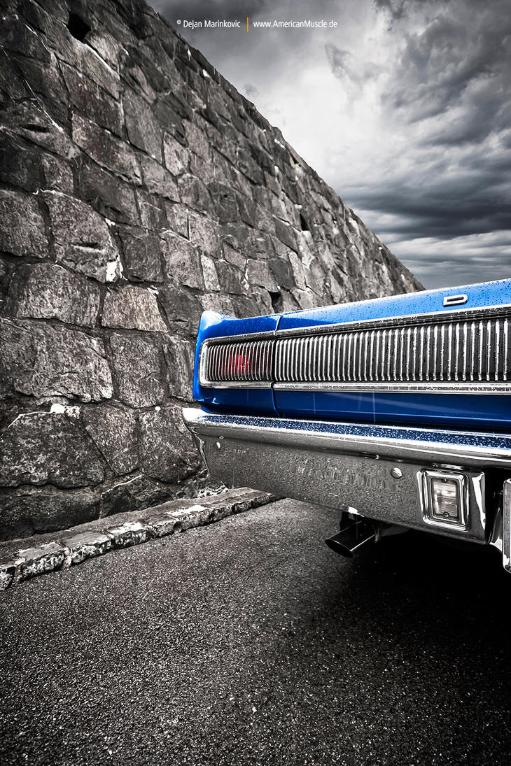 1967 Coronet 500 Taillight by AmericanMuscle