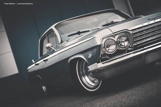 1962 Bel Air by AmericanMuscle