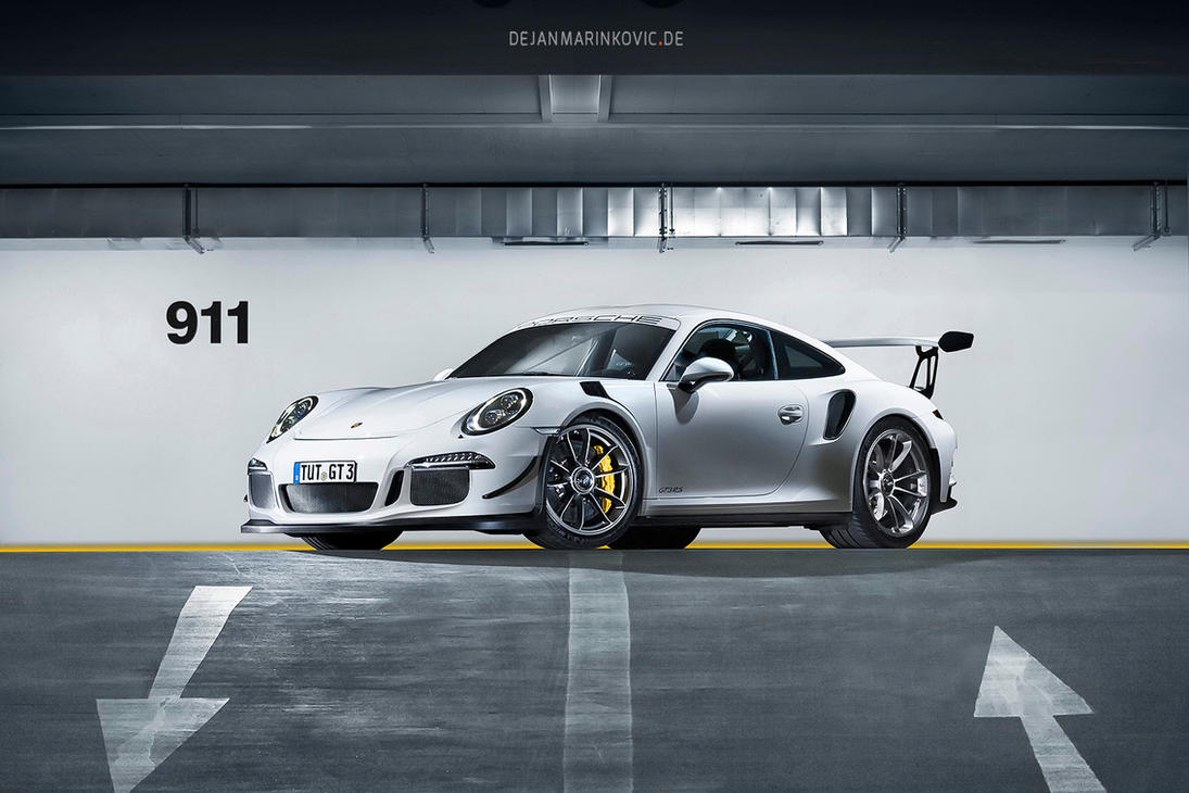 Porsche 911 GT3 RS - Shot 4 by AmericanMuscle