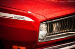 1971 Plymouth Duster Detail