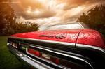 1971 Challenger Rear