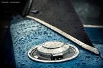 1968 Dodge Charger Fuel Cap