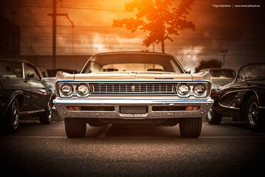 1969 Plymouth Sport Fury - Front