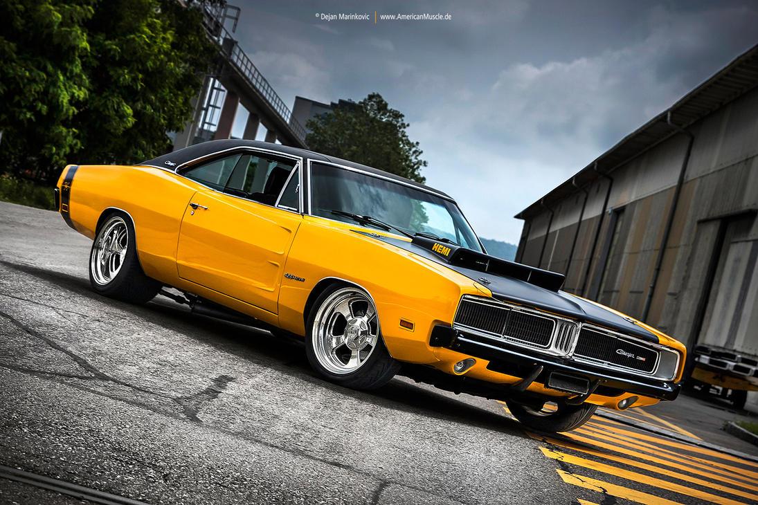 Dodge Charger Core Autos Post