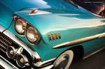1958 Chevrolet Bel Air Detail
